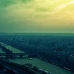 Paryż, Sekwana...