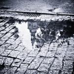 W lustrze deszczu