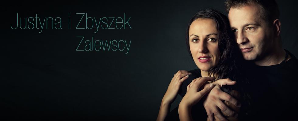 Justyna i Zbyszek Zalewscy